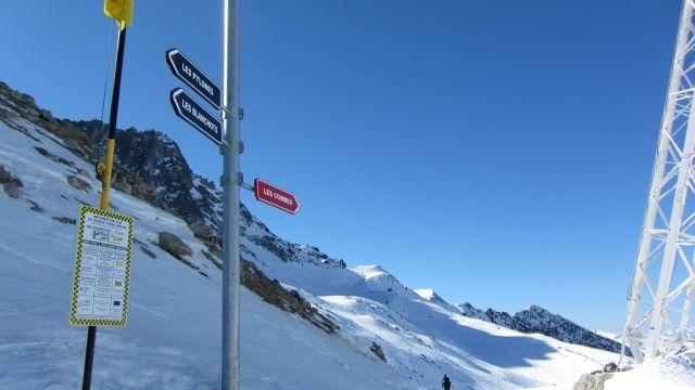 Les Grands Montets Chamonix 112
