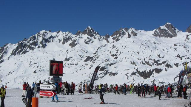 Les Grands Montets Chamonix 162