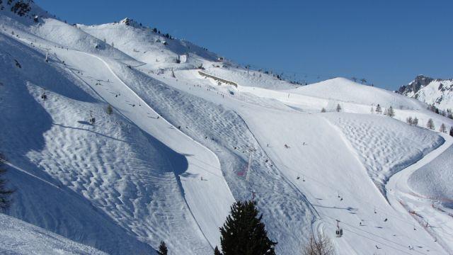 Les Grands Montets Chamonix 100