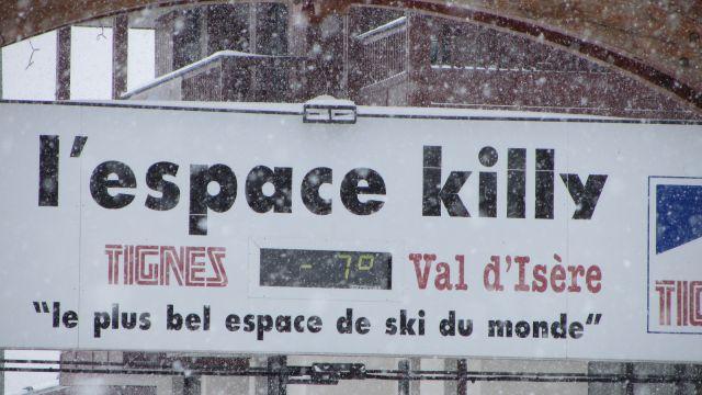 Espace Killy Wielkanoc 2012 756