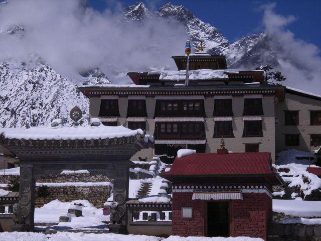 Himalaje Khumbu Everest trekking 055