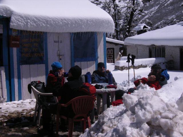 Himalaje Khumbu Everest trekking 044