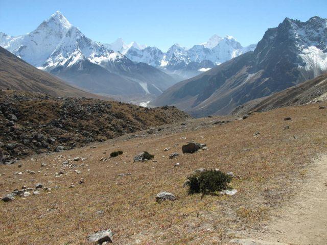 Himalaje Khumbu Everest trekking 138
