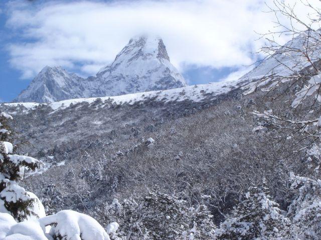 Himalaje Khumbu Everest trekking 017