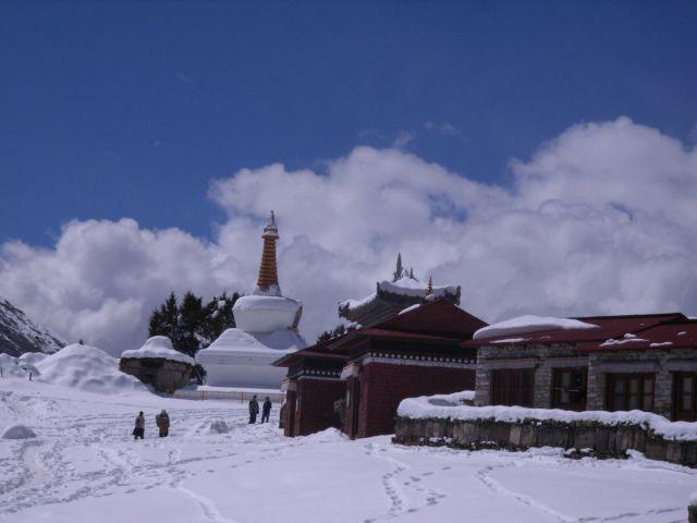 Himalaje Khumbu Everest trekking 049