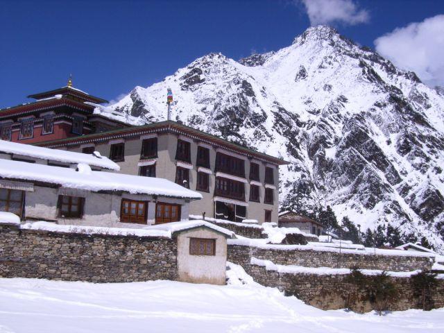 Himalaje Khumbu Everest trekking 058