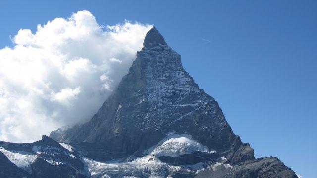 Zermatt narty latem Na lodowcu   (92)